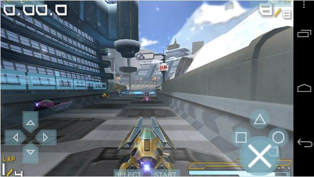 How to run psp games in android with ppsspp.