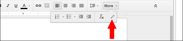 type in handwriting mode in Gmail, Google docs and desktop search