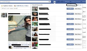 know and cancel pending friend requests on facebook