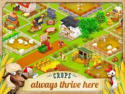 Hay Day Game Play Features
