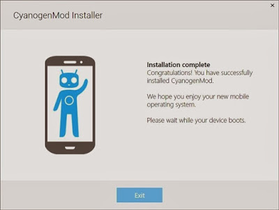 Install CynogenMod ROM on Android Phone