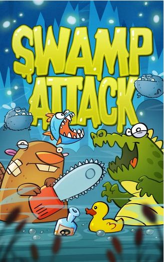 Swamp attack game apk file free download for android.