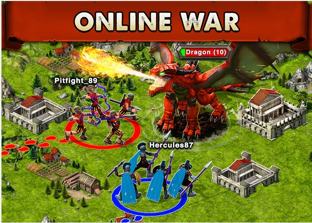 Game of war fire-age game apk download