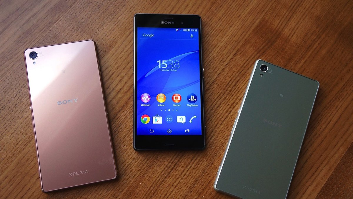 Sony Xperia Z3 full phone specifications