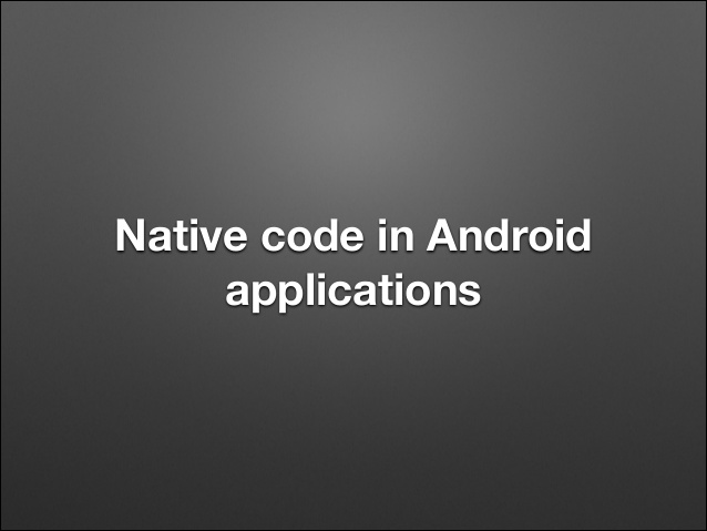 Android: How to run ARM native code apps in YouWave emulator.