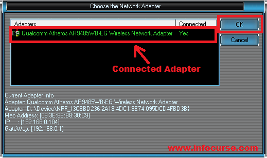 Block internet access on devices connected to same WiFi Network