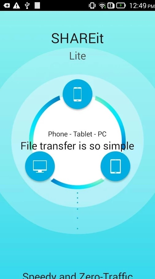 Best 5 Android Apps for File Transfer with WiFi Direct- Send Large Files between Android Phones