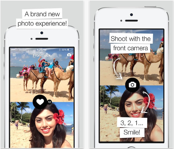 5 Best Apps in iOS to take Selfie and edit Pics in iPhone & iPad