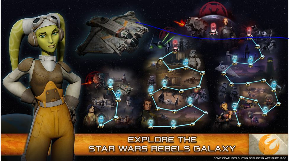 Play Star Wars Rebels: Recon on pc for Windows or Mac.