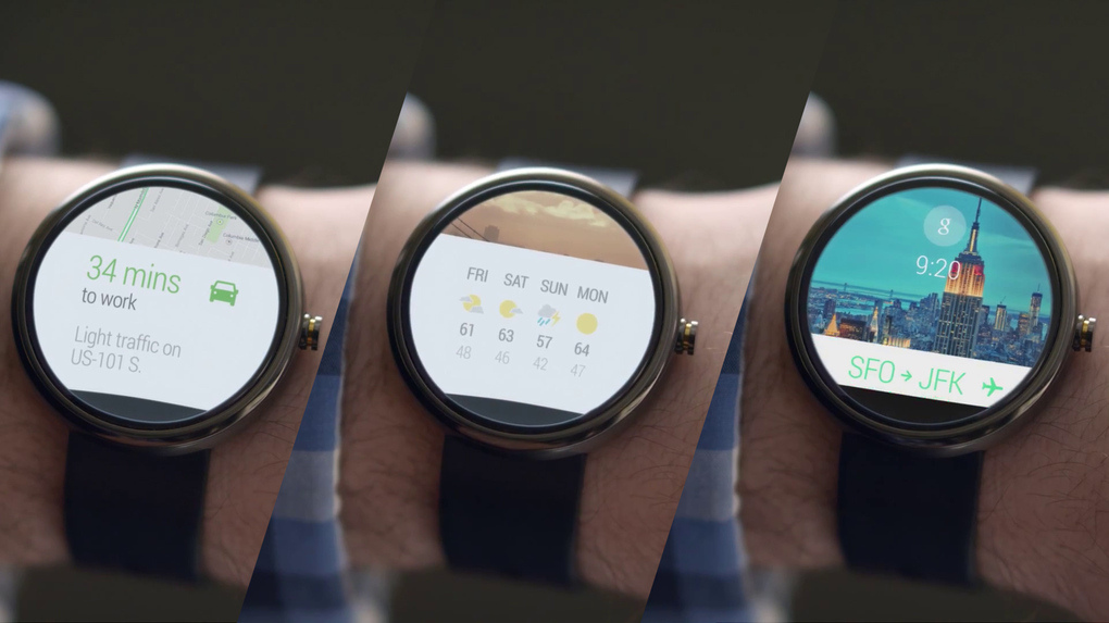 Android Wear Device