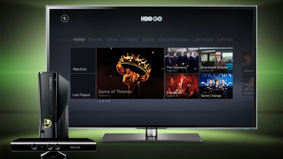 HBO Now and HBO Go