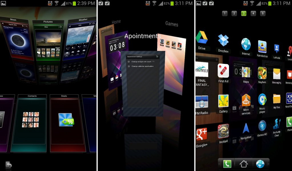 Top Android Launchers 2