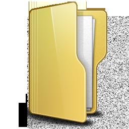 create invisible folder