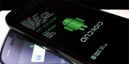 rooting an android smartphone