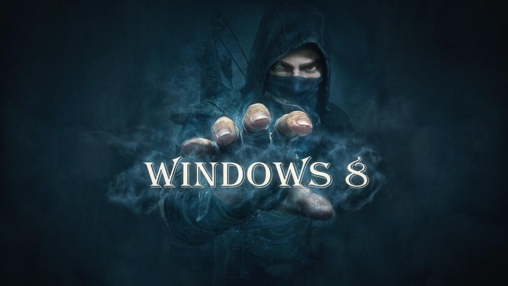 windows 8 solved