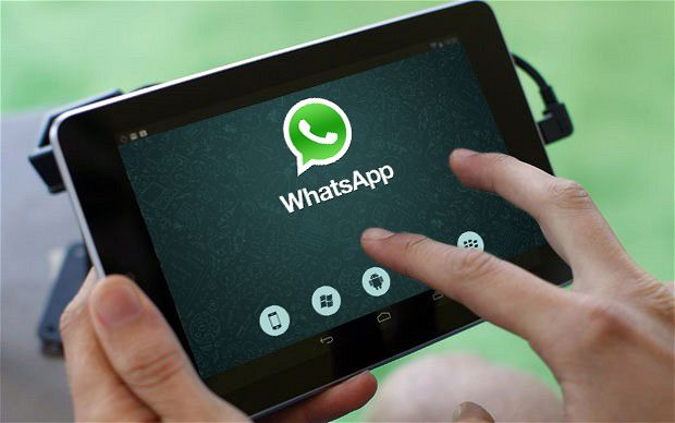 Install Whatsapp on Tablet Without SIM Card Support