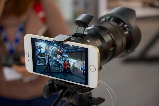 InfoCurse - camera